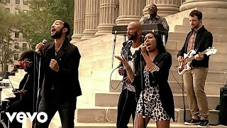 John Legend & The Roots - Wake Up Everybody video