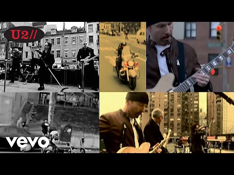 U2 - All Because Of You (Official Music Video)