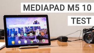 Huawei MediaPad M5 10 Test: Das Beste Android-Tablet des Jahres? | Deutsch