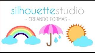 Creando formas de primavera en Silhouette Studio -  Video Cápsula #5