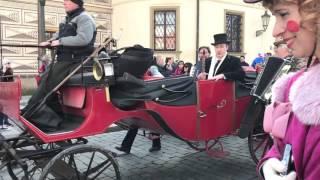 Masopust 2017 Prague Czech Republic