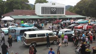 preview picture of video 'AMERICAN MUSCLE CAR SHOW in Upper Hutt 2014.'