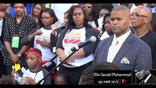 Muhammad Ali Memorial- Gerald Muhammad