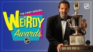 Weird NHL: The First Annual Weirdy Awards