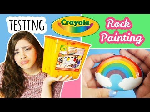 Testing Crayola