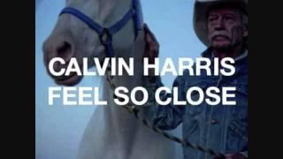 Calvin Harris vs Alesso- Feel So Close vs Raise Your Head (SPd Reboot)