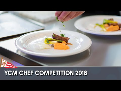 YCM Chef Competition 2018