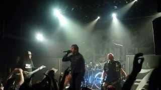 "CHANNEL ZERO LIVE@ ARALUNAIRES 2013 """"""BLACK FUEL"""""