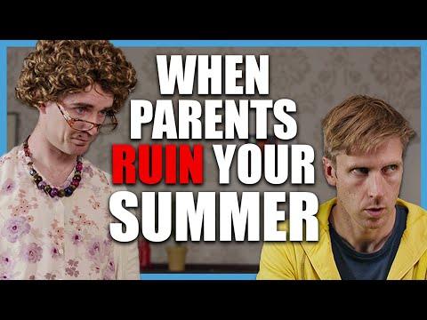 Když vám rodiče zkazí léto - Foil Arms and Hog