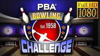 Pba Bowling Challenge Game Review 1080P Official Concrete Inc Sports