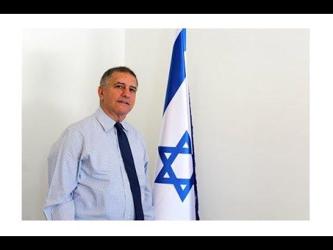 Ambassador of Israel, Daniel Carmon on the Indo-Israel agricultural cooperation. // Krishi jagran