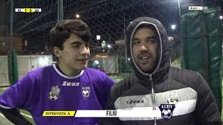 VOMERO CUP UNDER16   ATLETICO MISERABILI VS AC RITV
