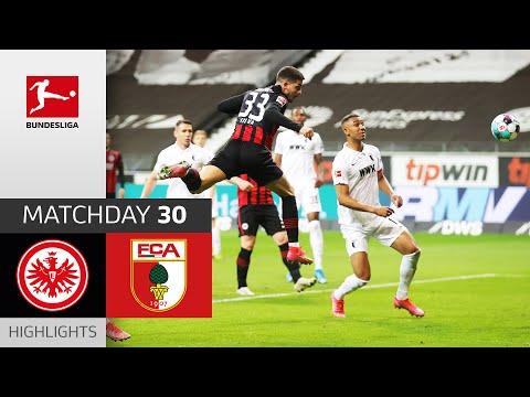 SG Sport Gemeinde Eintracht Frankfurt 2-0 FC Fussb...