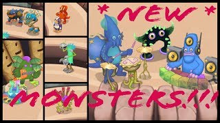 NEW *RARE* MONSTERS - My Singing Monsters - Better Off Alone