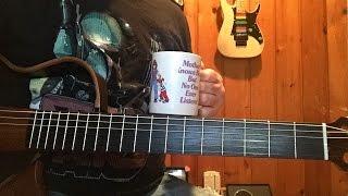How To Play: Thomas Rhett 'Die A Happy Man' Guitar Lesson