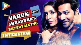 Exclusive: Varun Dhawan | Shraddha Kapoor's Interview On ABCD 2 | Dilwale | Rapid Fire