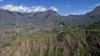 preview picture of video 'La Réunion, cirque de Cilaos'
