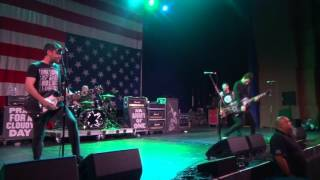 "Anti-Flag ""Summer Squatter Go Home"" Aztec Theatre 2-2/17 (3)"