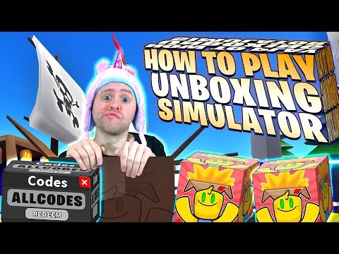 Codes For Unboxing Simulator In Roblox - Steam Community Video How To Play Guide All Codes