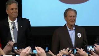 Президента с фамилией Буш у американцев больше не будет