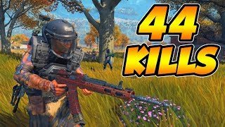 CoD BLACKOUT   ABSOLUTELY OWNiNG THE SERVER!!!! HiGH KiLL SQUAD GAME!!!