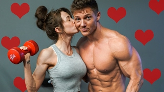 How Fit Couples Celebrate Valentines Day | Ep. 14