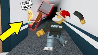 Haha We Broke The Game Roblox Flee The Facility