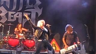 Battle Beast : Far far  away, Live at Lankafest 2015 in Puolanka, Finland