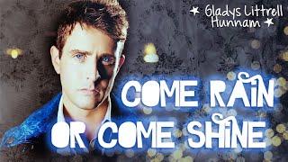 Come rain or come shine - Joey McIntyre (Subtitulos en español)