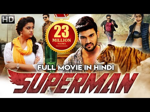Superman (2019) New Released Full Hindi Dubbed Movie | Sundeep,Lavanya Tripathi | South Movie 2019