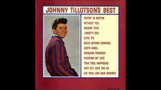 Johnny Tillotson  -Jimmy's Girl #7- 1961 ( info from Johnny Tillotson.).wmv