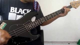 Fat lipe bass cover - Walk the walk ( Face to face )