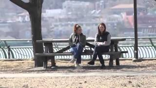 Кристен Стюарт, Kristen Stewart e Julianne Moore no Set de 'Still Alice' - 14/03/2014