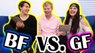 GIRLFRIEND vs. BESTFRIEND CHALLENGE pt 2