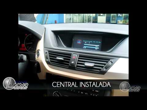 BMW X1 : Central Multimídia