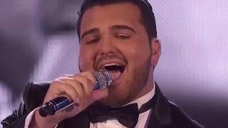 "Sal Valentinetti:  ""Back In TOWN!"" Live Finale (FULL)   America's Got Talent 2016"