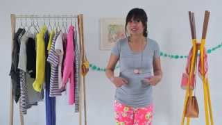 Maternity Style: Dressing The Bump - 16 Weeks (Maternity Jeans, Shorts, And Tees)