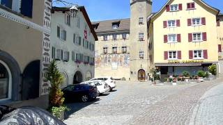 preview picture of video 'Maienfeld, Switzerland'