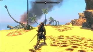 Skyrim - Nafaalilargus - New World Exploration