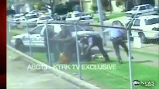 Смотреть онлайн Подборка: Полицейские бьют людей при задержании