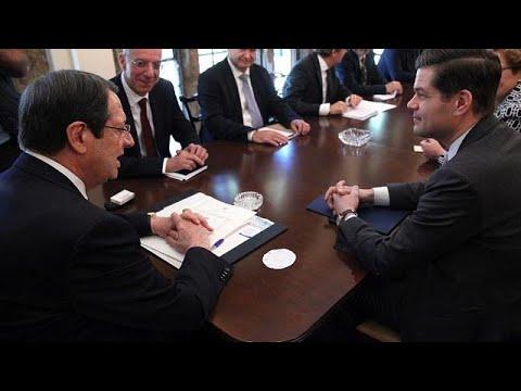 Γ.Μίτσελ: «Η Κύπρος έχει το δικαίωμα για εκμετάλλευση των φυσικών της πόρων»…