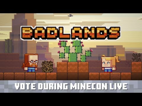 Biome Vote - Badlands