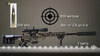 Украинские винтовки для охотников и военных | Мастер дела