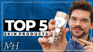 The Best Men's Skincare Products Of 2019 | My Most Used!