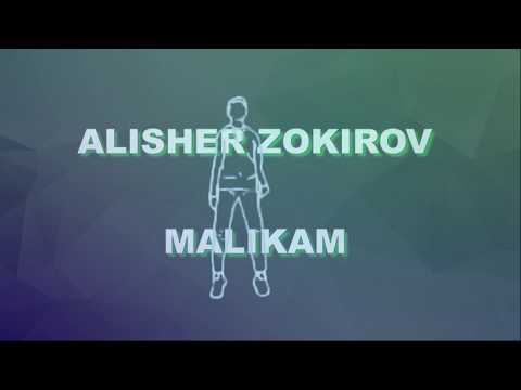 ALISHER  ZOKIROV   MALIKAM  MP3  TEXT