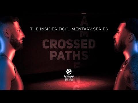 "Trailer, Euroleague Basketball documentary: ""Crossed Paths"""