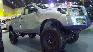 2015, 2016 Toyota Hilux Custom Modified, Lifted Truck, Mud Trucks