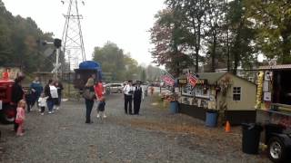preview picture of video 'Pumpkin Festival At Whippany Railway Museum'