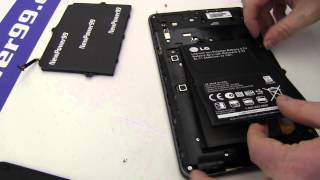 How to Replace Your LG Optimus Pad V900 Battery