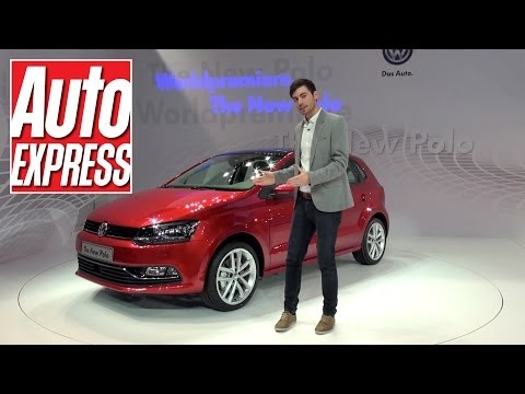 Volkswagen Polo 2014 review: first look and specs overview